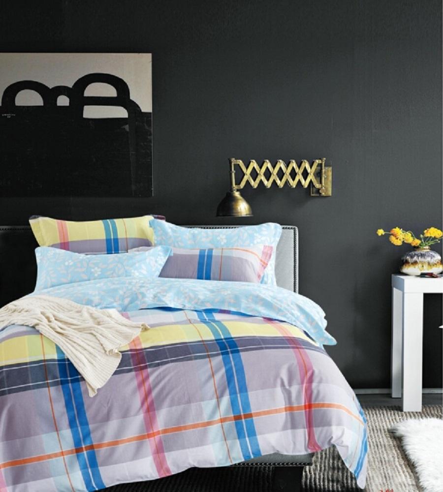 цена Постельное белье iv46151 (сатин) (1,5 спальный) онлайн в 2017 году