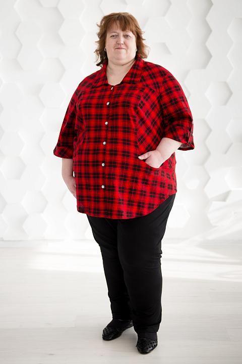 Рубашка женская iv56325
