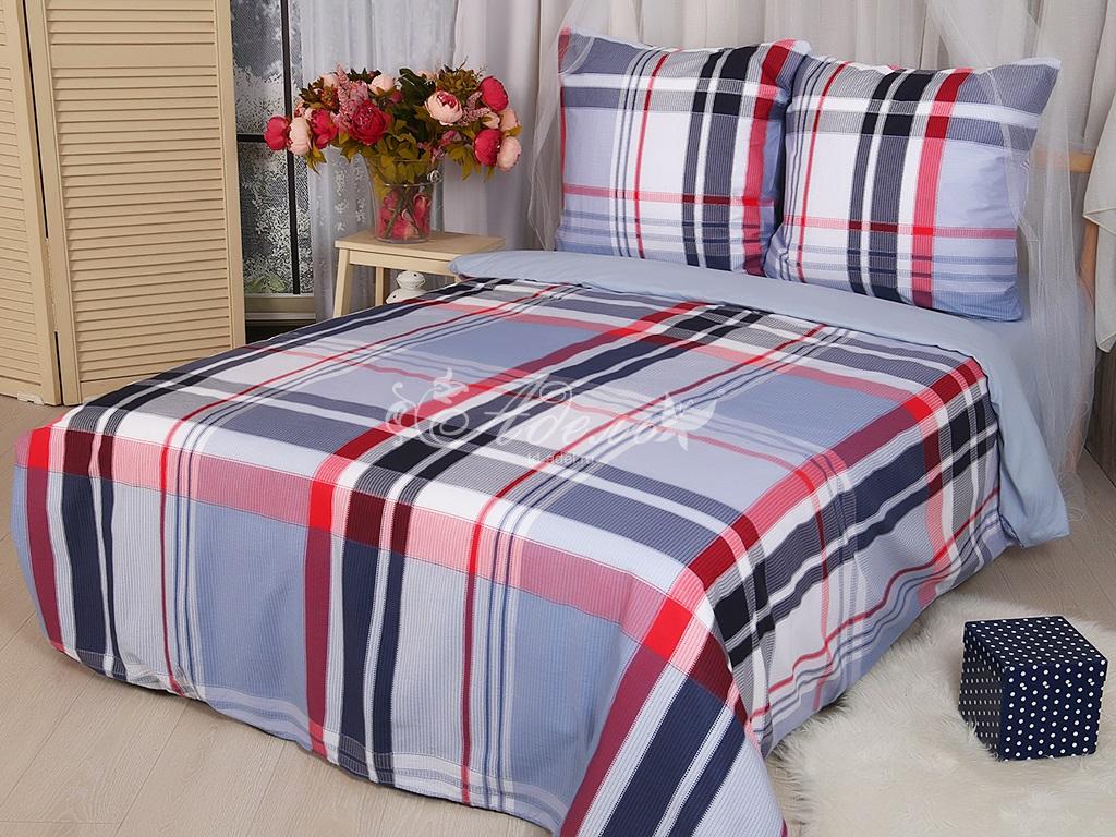 Фото - Постельное белье Виктор (сатин) (1,5 спальный) постельное белье этель кружева комплект 2 спальный поплин 2670978