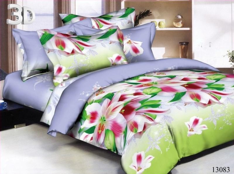 Постельное белье Эсхинантус (полисатин) (1,5 спальный) постельное белье эго комплект 1 5 спальный полисатин