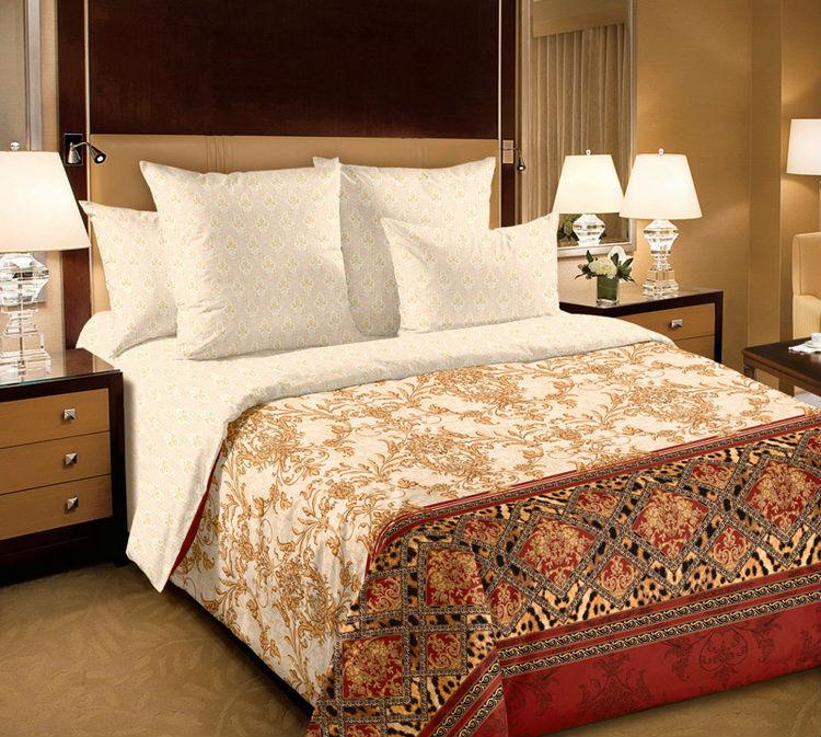 Постельное белье Ovonavi-292 (перкаль) (1,5 спальный) постельное белье iv47292 перкаль 1 5 спальный