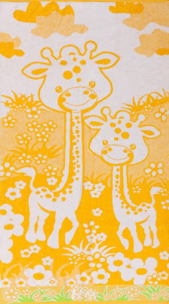 Полотенце Жирафик (50х90) полотенца philippus полотенце laura 50х90 см 6 шт