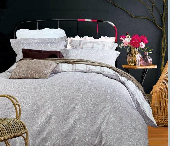 цена Постельное белье iv60781 (сатин) (1,5 спальный) онлайн в 2017 году
