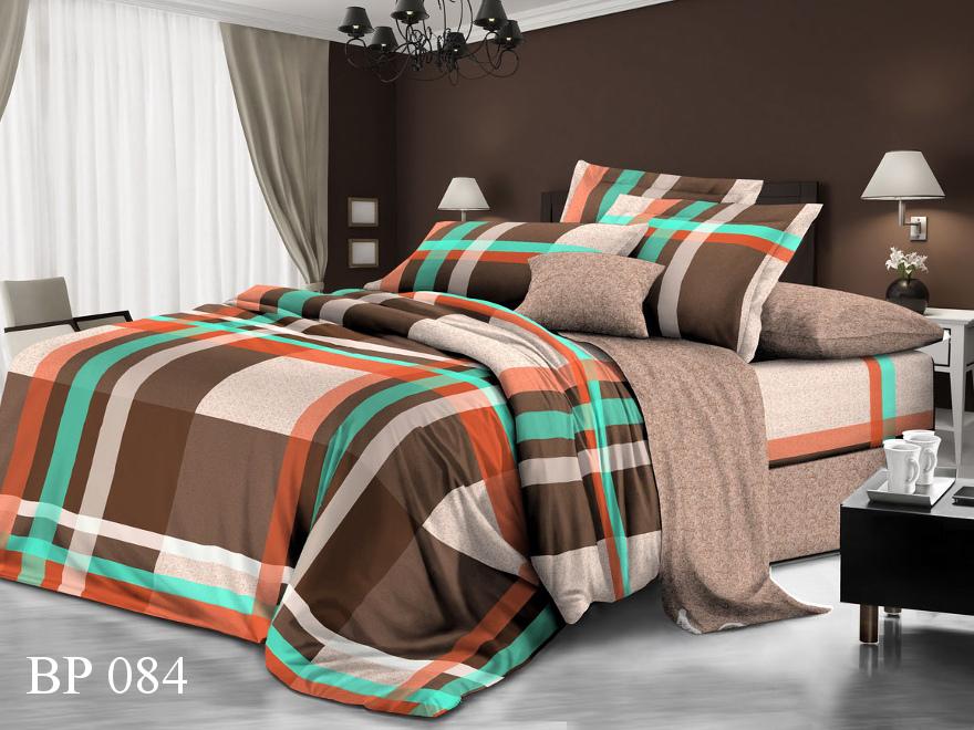 Постельное белье Клетка (жатка) (1,5 спальный) постельное белье дария жатка 1 5 спальный