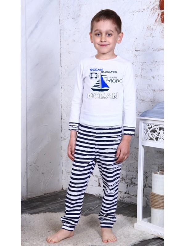 """Пижама детская """"Морячки"""" недорго, оригинальная цена"""