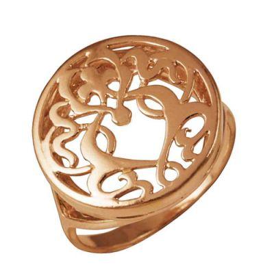 Кольцо серебряное iv44962