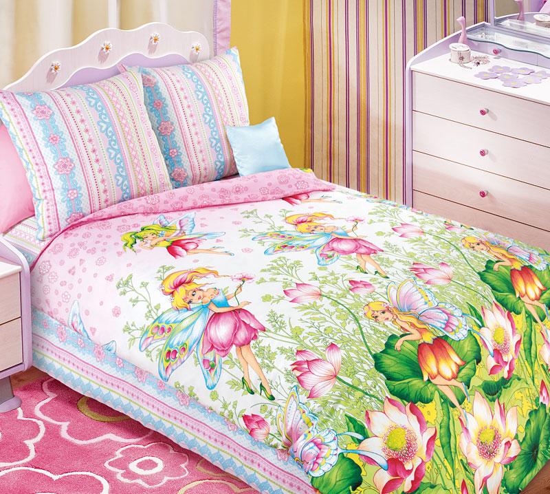 Постельное белье Волшебный мир (бязь) (1,5 спальный) постельное белье жаркое лето бязь 1 5 спальный
