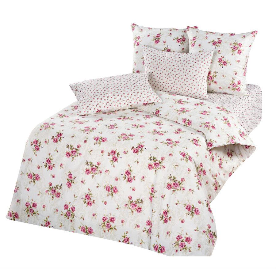 Постельное белье Грация (ранфорс) (1,5 спальный) постельное белье грация 5634 1 комплект 2 спальный фланель 2302810