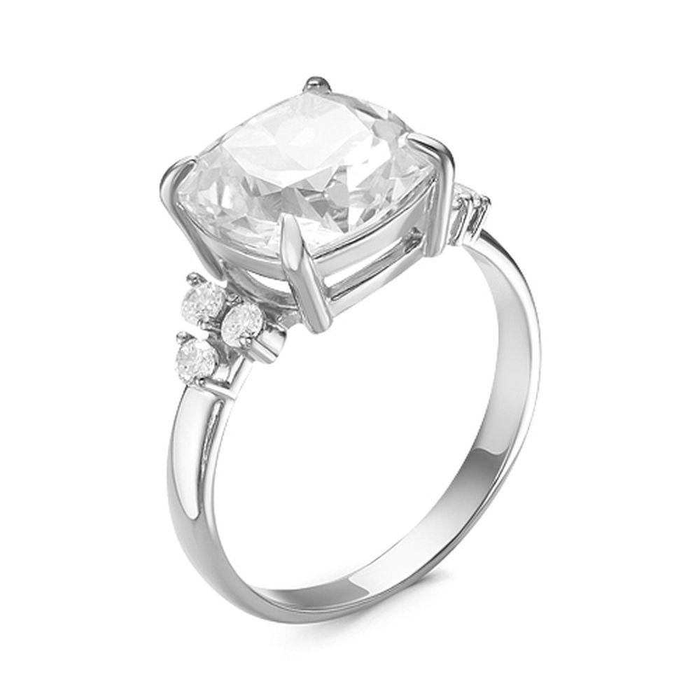 Кольцо серебряное iv24113