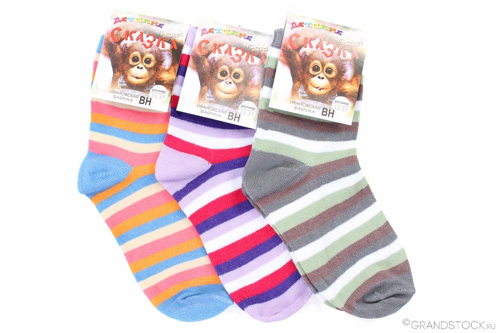 Носки детские iv5911 (упаковка 12 пар) (33-37)