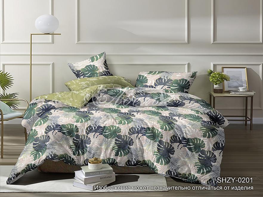 Фото - Постельное белье iv80537 (поплин) (1,5 спальный) постельное белье iv76089 поплин 1 5 спальный