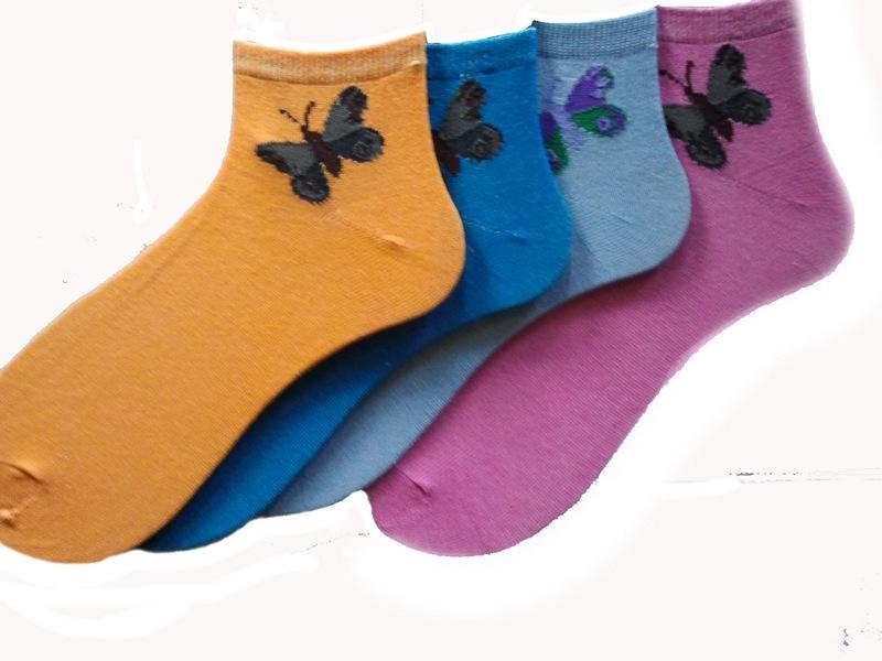 Носки женские Атлетика (упаковка 12 пар) (37-41) носки женские лайк упаковка 6 пар 23 25