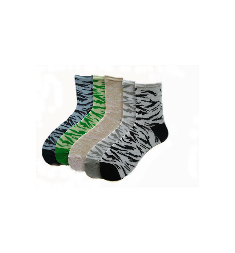 Носки женские Зебра (упаковка 12 пар) (37-41) носки женские лайк упаковка 6 пар 23 25