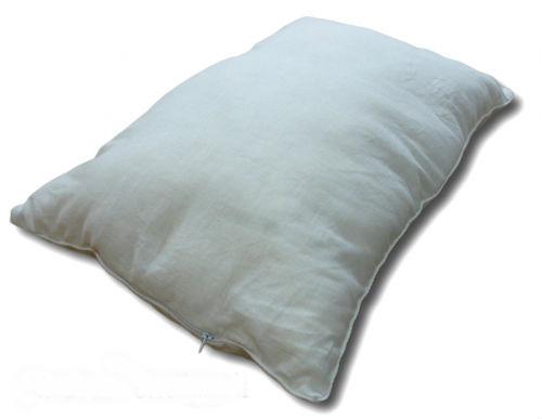 Подушка Амелия (лен, бамбук) (60*60)