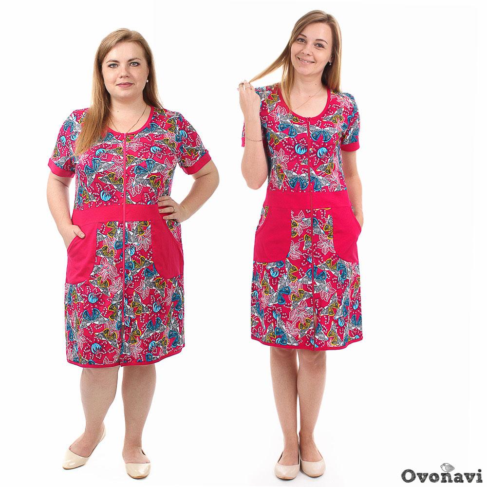 Халат женский #Аннета# 44, Размер: 44 - Халаты - Легкие халаты