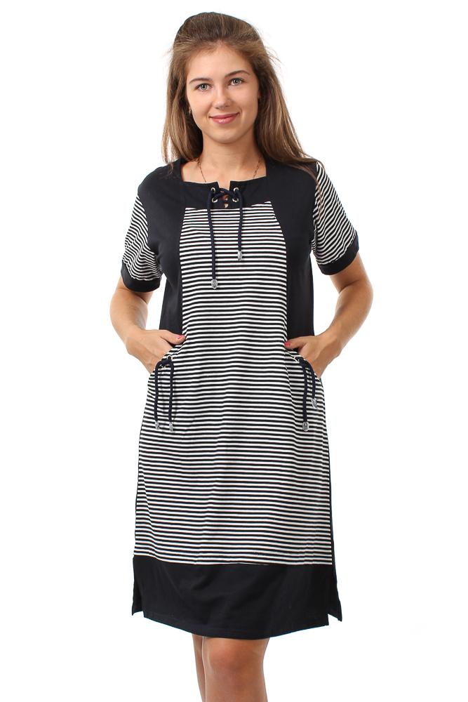 Туника женская #Диора#, Размер: 50 - Платья и юбки - Туники