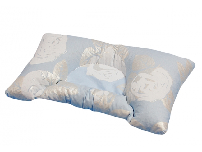 Подушка Мини (лузга гречихи, тик) (20*30) подушка косточка лузга гречихи тик 35 18