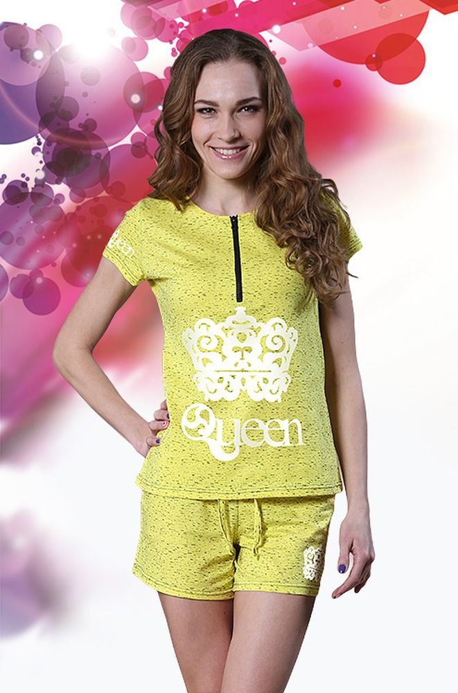Костюм женский Королева (44) костюм студенточки 44
