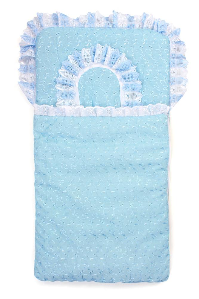 Конверт для новорожденного из шитья от Грандсток