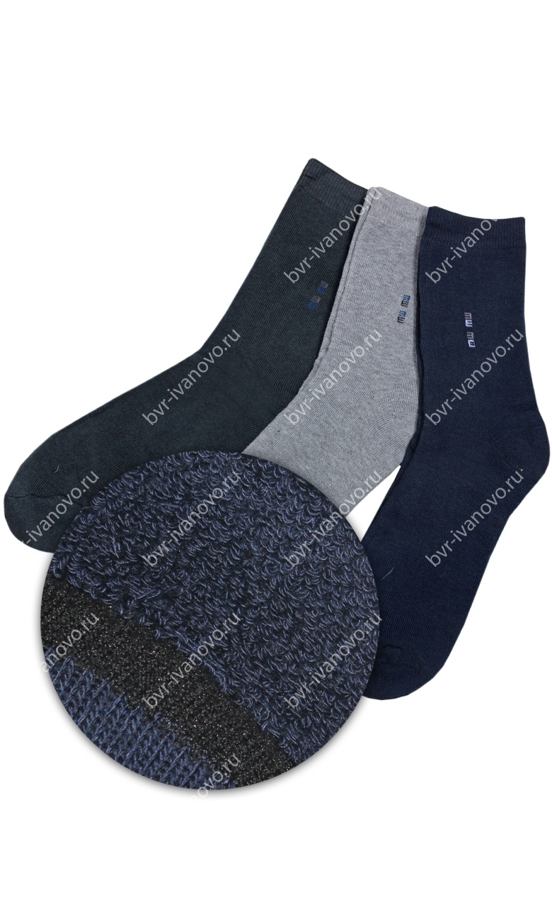 Носки мужские Мина (упаковка 12 пар) (42-48) носки мужские классика упаковка 5 пар