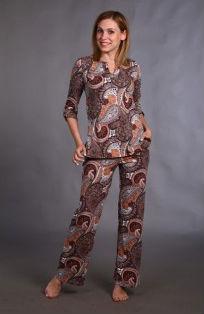 Костюм женский #Форбе# 52, Размер: 52 - Костюмы - Летние костюмы