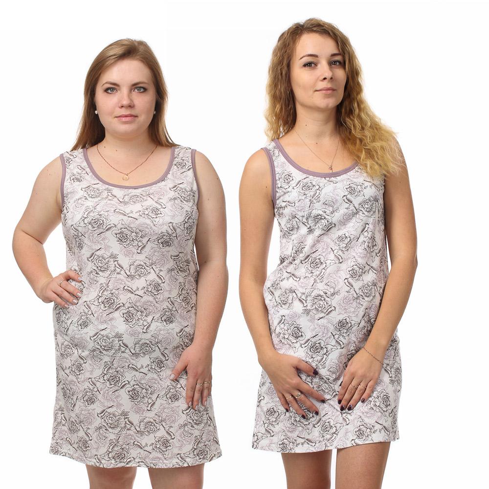 Ночная сорочка #Джесс#, Размер: 42 - Одежда для сна - Сорочки и ночные рубашки