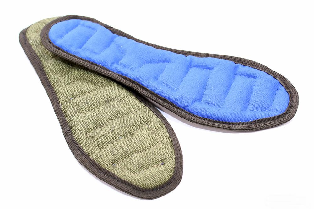 Стельки противогрибковые Здоровье ног (лузга гречихи) здоровье ваших ног стельки трехслойные противогрибковые с лузгой гречихи р 25 25 5 арт н810