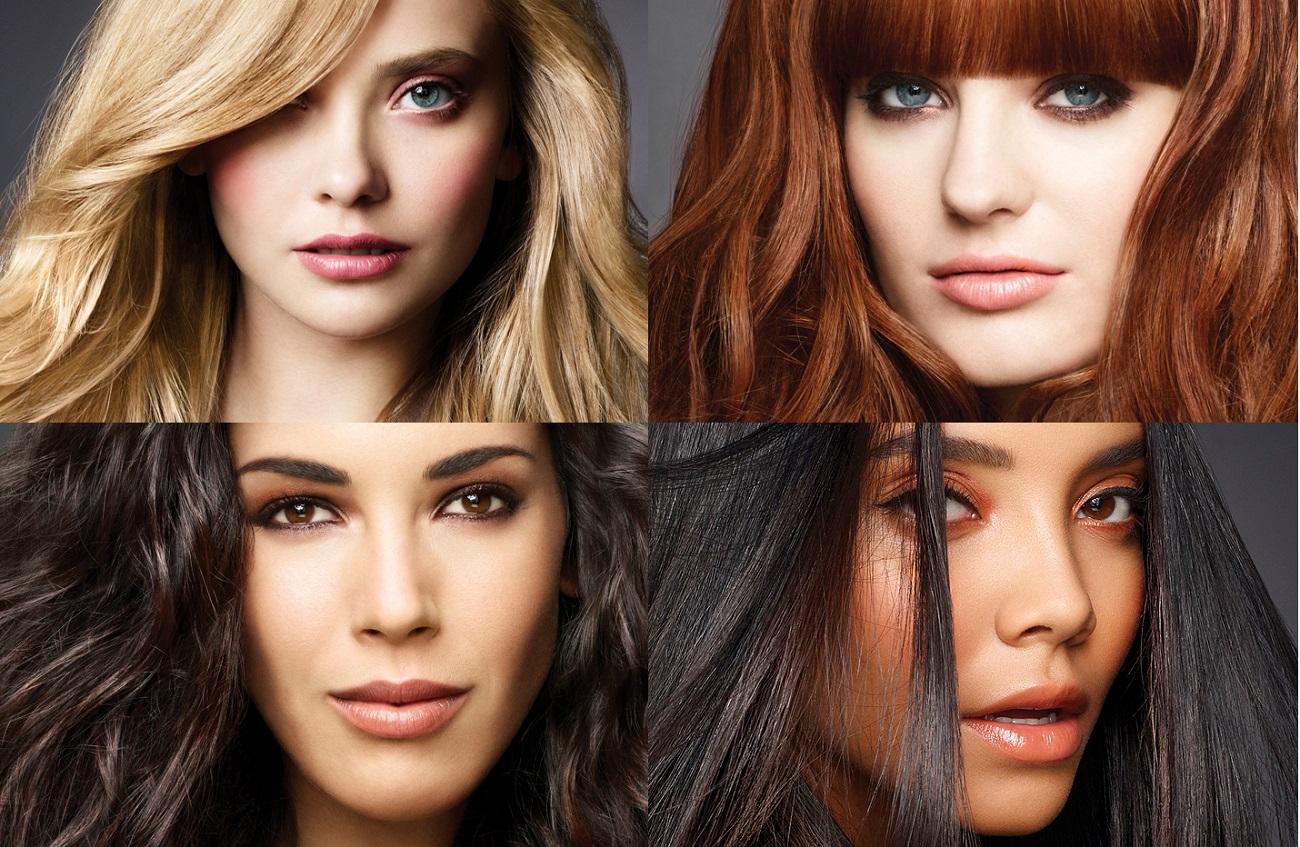Подходящий цвет волос для желтоватой кожи - выбираем правильный цвет волос / цвет волос