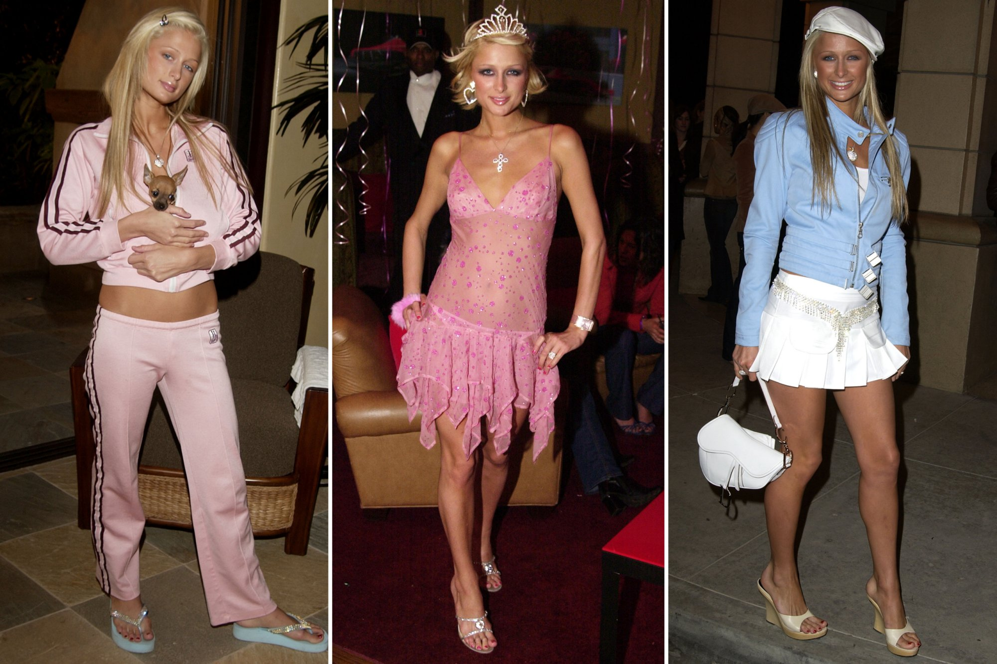 Fashion trends in the 00s